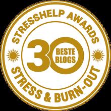 logo stresshelp awards stress en burn-out