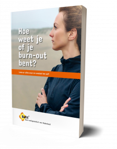 Burn-out Ebook cover